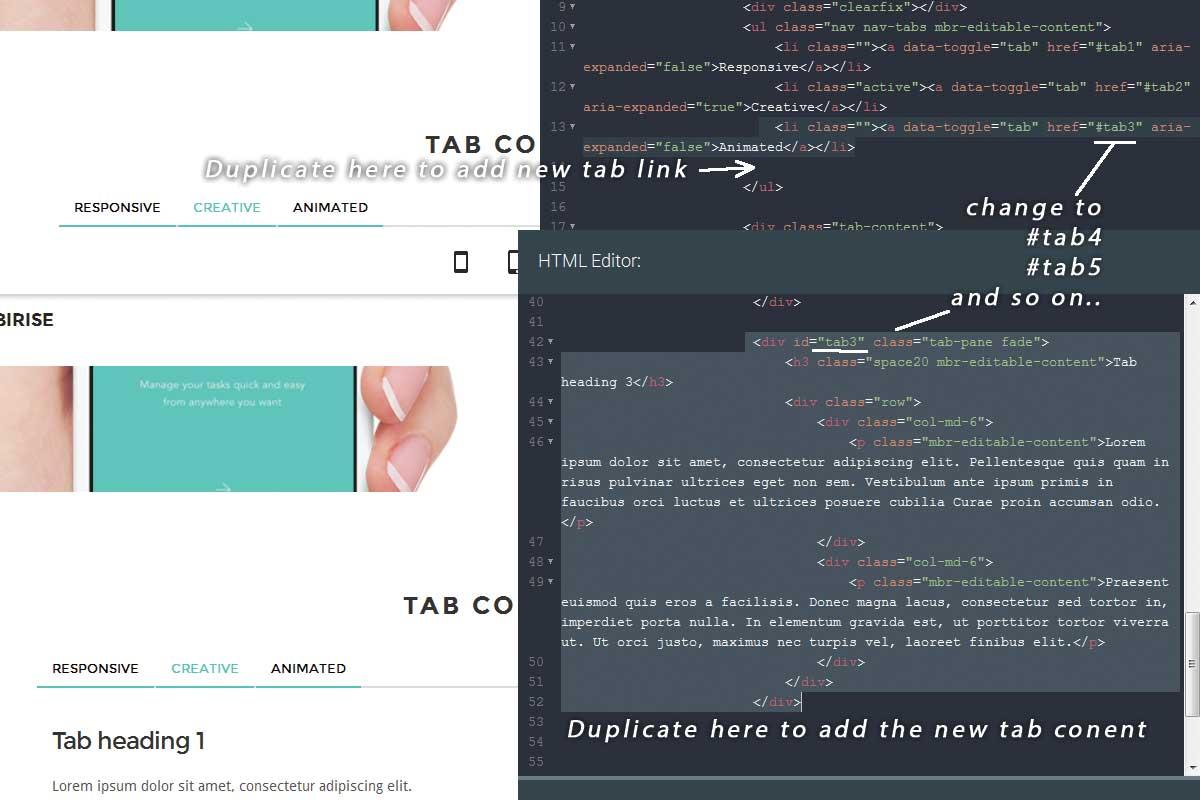 Premium Bootstrap Responsive Theme Template