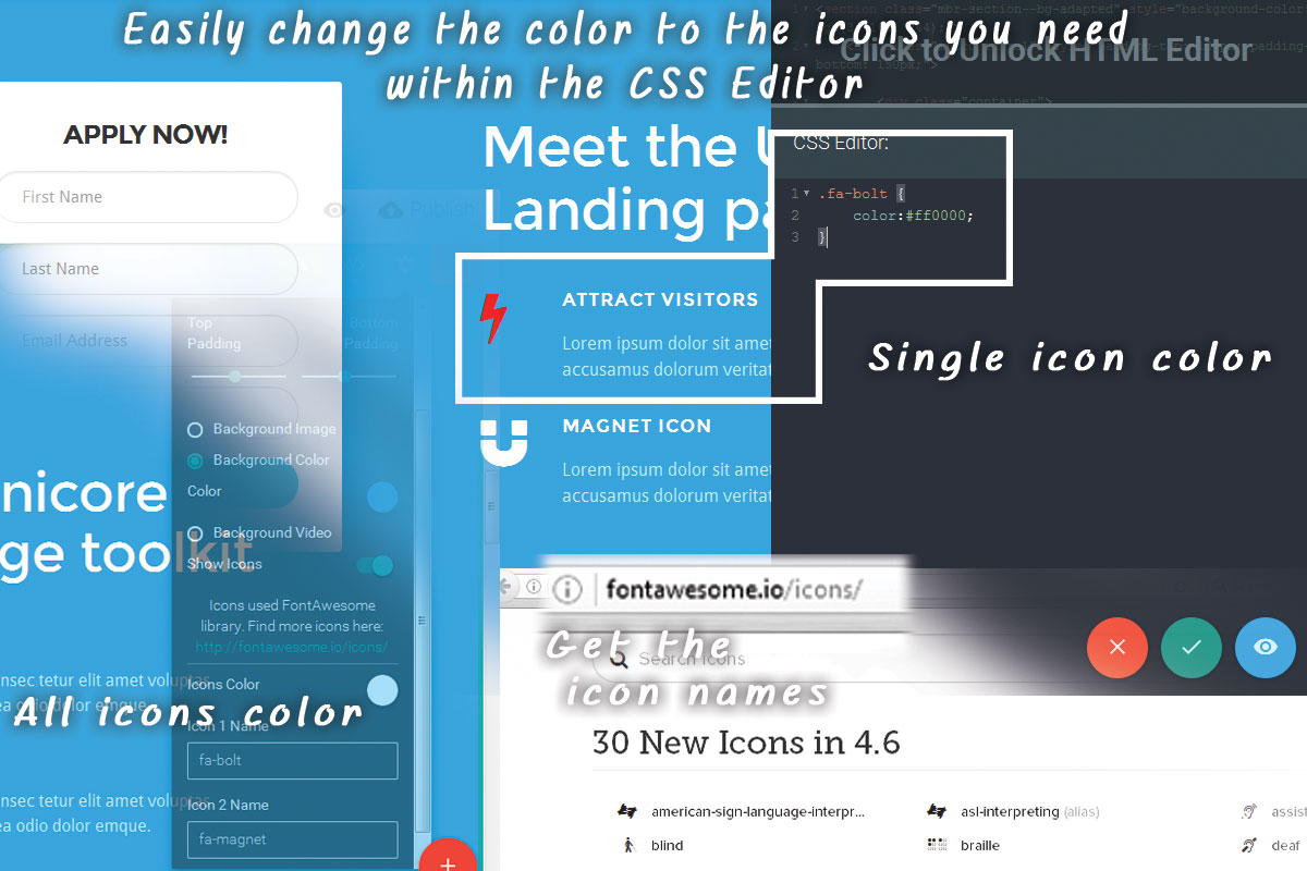 Twitter Bootstrap Dark Theme Generator