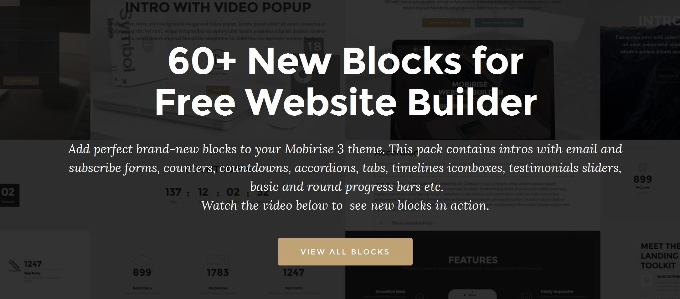 Free Responsive Site Creator