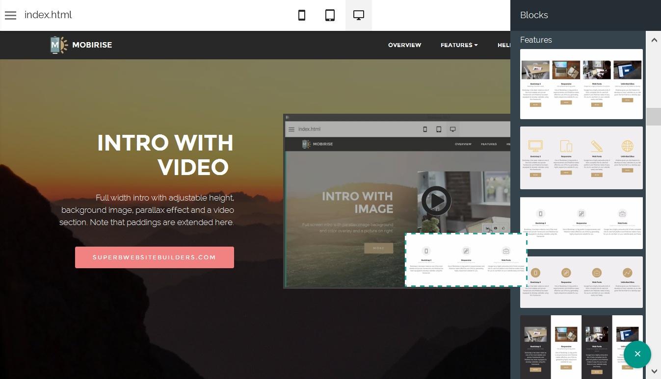 HTML5 Site Generator
